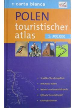 Polen touristischer atlas