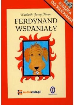 Ferdynand Wspaniały Audiobook nowy