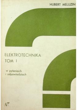 Elektrotechnika tom I