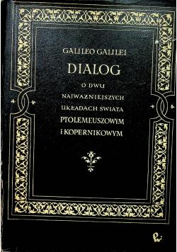 Dialog o dwu najważniejszych układach świata Ptolemeuszowym i Kopernikowym