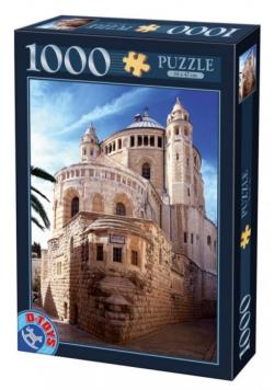 Puzzle 1000 Izrael, Jerozolima I