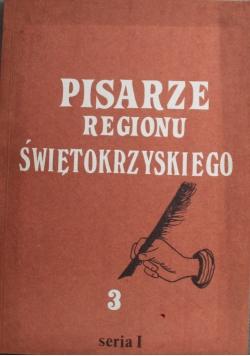 Pisarze regionu Świętokrzyskiego
