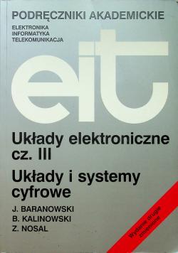 Układy elektroniczne część III