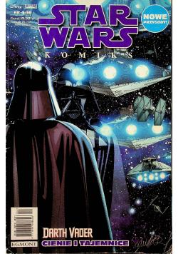 Star Wars Komis nr 4