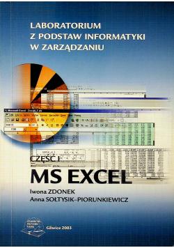 Ms excel część 1
