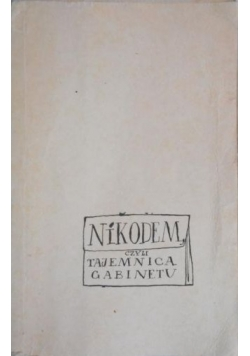 Nikodem czyli tajemnica gabinetu