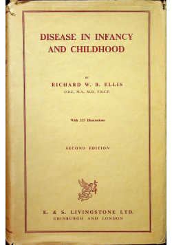 Disease in infancy and childhood