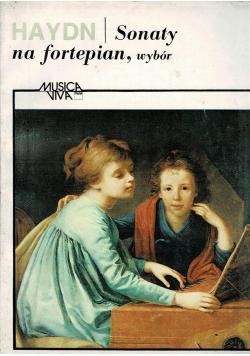 Sonaty na fortepian wybór