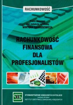 Rachunkowość finansowa dla profesjonalistów