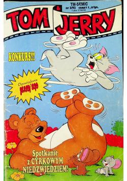Tom and jerry nr 3 Spotkanie z cyrkowym niedźwiedziem