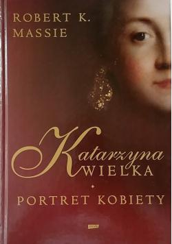 Katarzyna Wielka portret kobiety