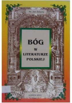 Bóg w literaturze polskiej