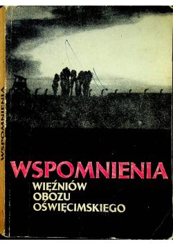 Wspomnienia więźniów obozu oświęcimskiego