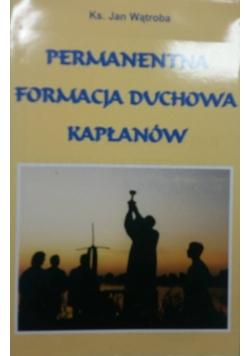 Permanentna Formacja Duchowa Kapłanów