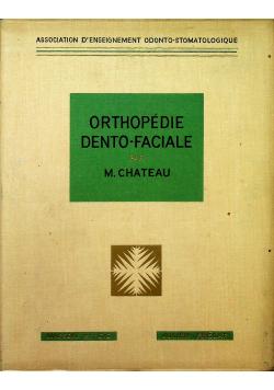 Orthopedie dento faciale