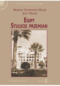 Egipt Stulecie przemian