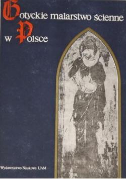 Gotyckie malarstwo ścienne w Polsce