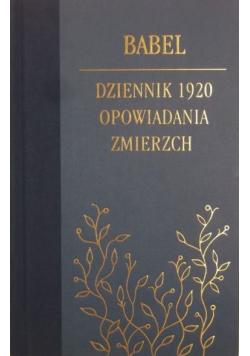 Dziennik 1920 Opowiadania Zmierzch