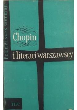 Chopin i literaci warszawscy