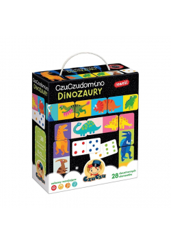 CzuCzu Domino Dinozaury