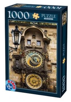 Puzzle 1000 Czechy, Praga
