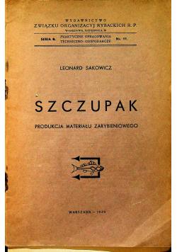 Szczupak 1939 r