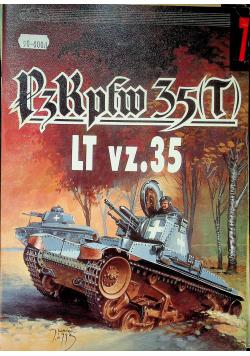 PZKPFW 35 ( T ) 7 LT vz 35