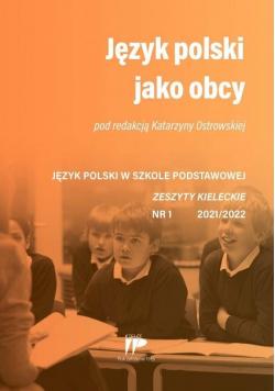 Jezyk polski jako obcy JPSP 1 2021/2022