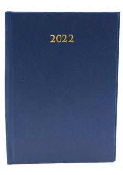 Terminarz 2022 tygodniowy A4 Divas Granat