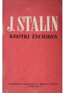 Krótki życiorys 1944 r.