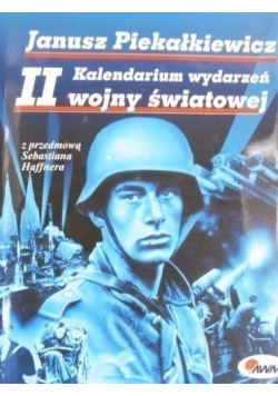 Kalendarium wydarzeń II wojny światowej