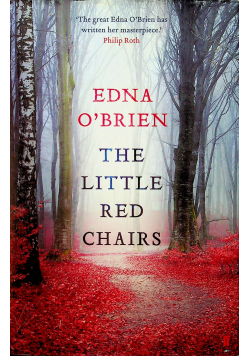 The little red chairs autograf Obrien