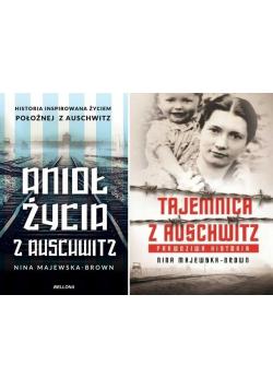 Pakiet: Anioł życia../ Tajemnica z Auschwitz