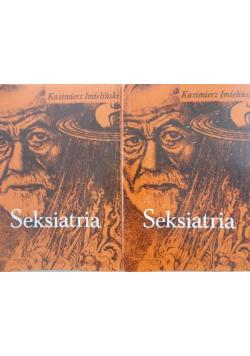 Seksiatria Psychofizjologia seksualna  Seksiatria Patologia seksualna