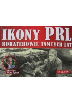 Ikony PRL Bohaterowie tamtych lat
