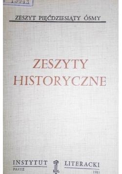 Zeszyty historyczne  Zeszyt 58