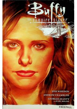 Buffy the Vampire slayer Freefall