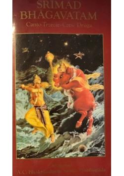 Śrimad Bhagavatam Canto Trzecie Część Druga