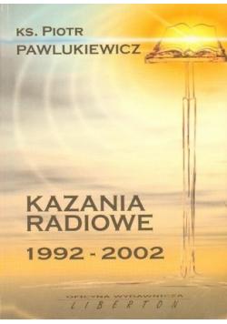 Kazania Radiowe  1992  2002