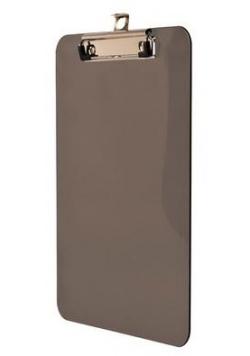 Deska z metalowym klipem A5 czarna BD640-V