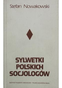 Sylwetki polskich socjologów