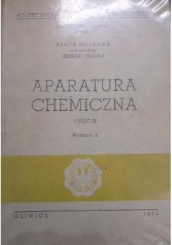 Aparatura chemiczna część III