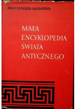 Mała encyklopedia świata antycznego Tom II