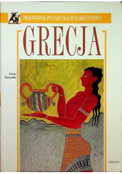 Przewodnik po zabytkach starożytności Grecja