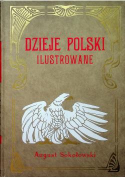 Dzieje Polski Ilustrowane Tom V Reprint 1905 r