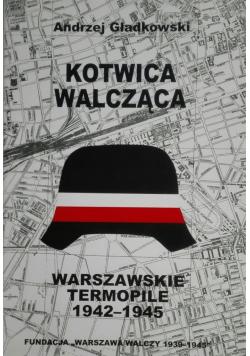 Kotwica walcząca Dzieje znaku Polski Walczącej