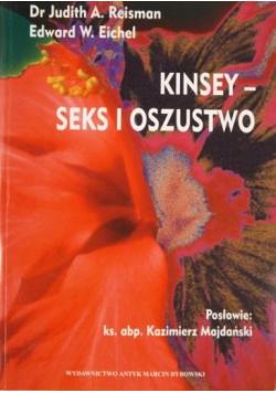 Kinsey seks i oszustwo