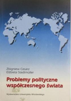 Problemy polityczne współczesnego świata