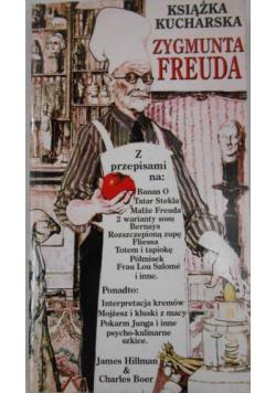 Książka kucharska Zygmunta Freuda