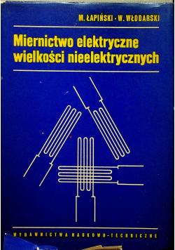 Miernictwo elektryczne wielkości nieelektrycznych